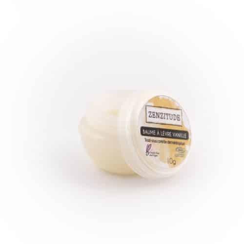 baume à lèvres certifié COSMOS NATURAL