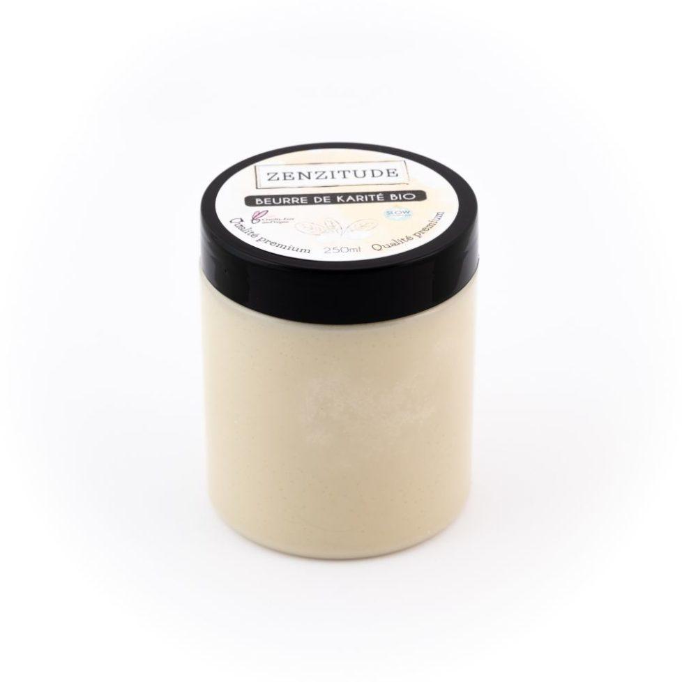 beurre de karité bio 250 ml