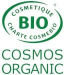 logo cosmébio cosmos organic